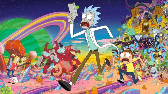 Czy warto obejrzeć kreskówkę Rick i Morty?