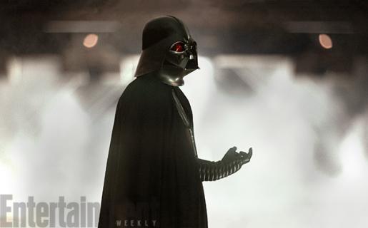 Kulisy świetnej sceny Vadera z Łotra 1