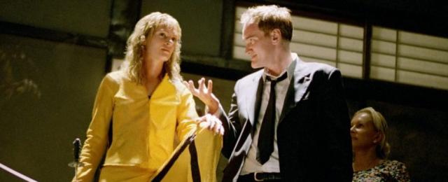 Bagażniki, stopy i gramofony, czyli jakby to ujął Quentin Tarantino?