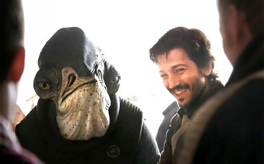 Star Wars - jest nowy reżyser serialu o Cassianie Andorze. Zastąpi Tony'ego Gilroya