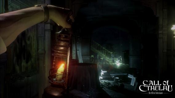 Poczuj głębię szaleństwa w materiale z gry Call of Cthulhu
