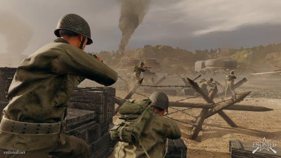 Enlisted – nowa strzelanka w realiach II wojny światowej