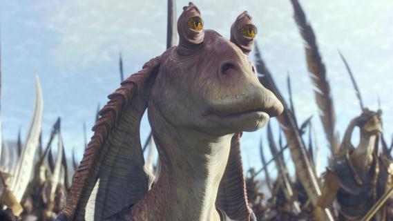 Oficjalny los Jar Jar Binksa ujawniony! Co się z nim dzieje po Powrocie Jedi?