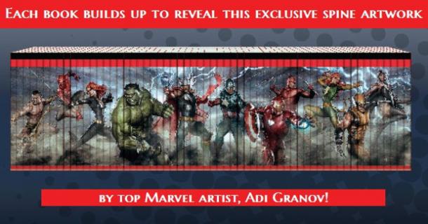 Ruszyła prenumerata kolekcji Superbohaterowie Marvela. Nowe informacje, różna cena