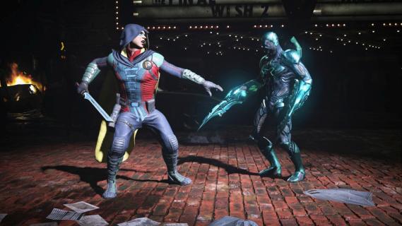 Chętni na betę Injustice 2? NetherRealm zaprasza do testów