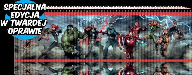 Co znajdziemy w kolekcji Superbohatetowie Marvela?