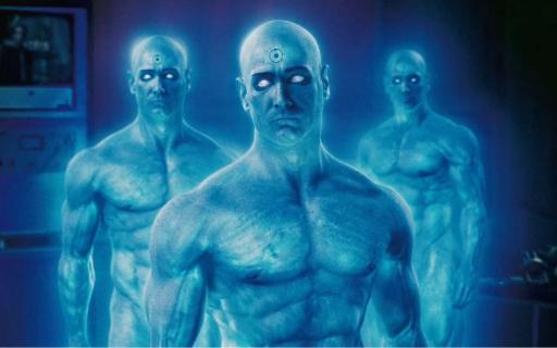 Geoff Johns rozwinie historię Doktora Manhattana ze Strażników?