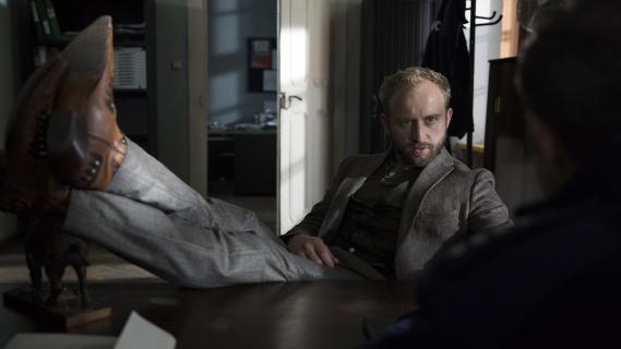 Warszawianka - HBO rozpoczęło zdjęcia do nowego polskiego serialu. Borys Szyc w roli głównej