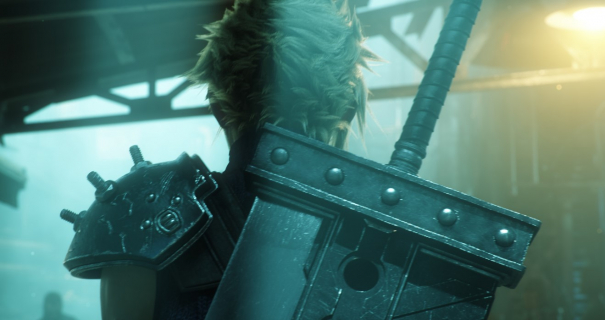 Final Fantasy VII Remake i Kingdom Hearts III: Nowe screeny z gry