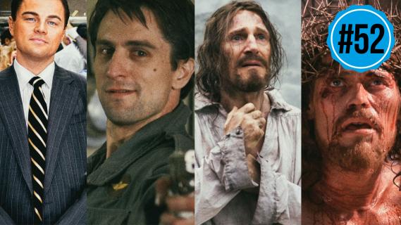 naEKRANACH #52 – Filmy Martina Scorsese w pięciu słowach
