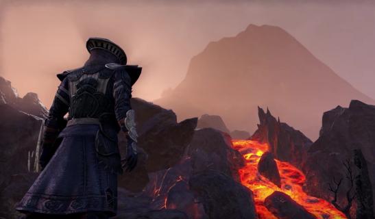 The Elder Scrolls Online: Morrowind. Gameplay z dodatku do gry