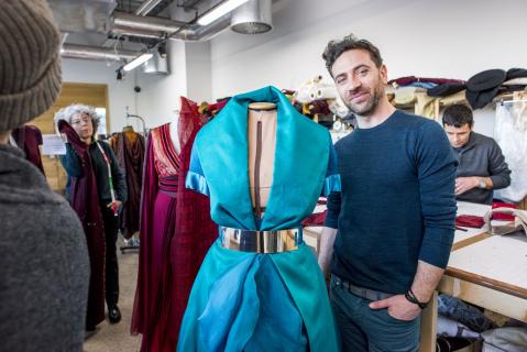 Kostiumy stają się częścią opowiadanej historii – wywiad z Giovannim Liparim, kostiumografem Into the Badlands