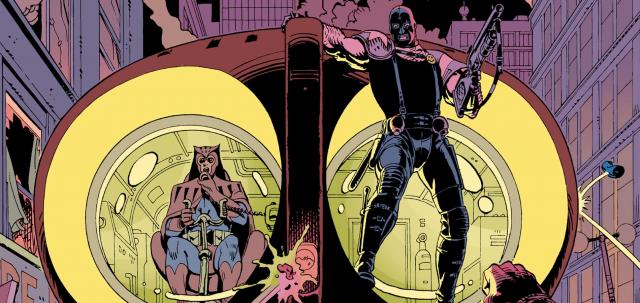Watchmen. Strażnicy – komiks kontra film