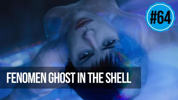 naEKRANACH #64 – Ghost in the Shell: Cyborgi, hacking i cyberpunk