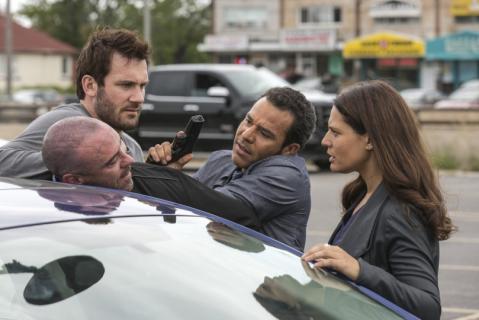 Taken: sezon 1, odcinek 2 i 3 – recenzja