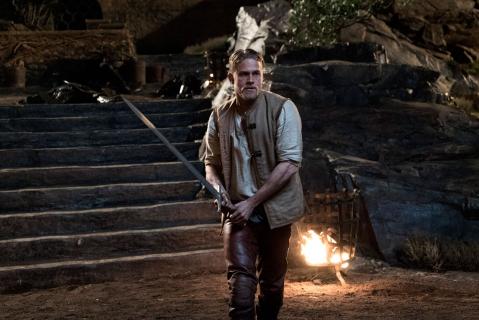 Król Artur: Legenda miecza – recenzja filmu
