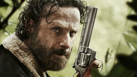 The Walking Dead - filmy pokażą... ninja?