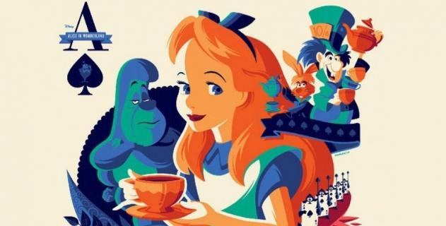 Piękne plakaty kolekcjonerskie znanych animacji Disneya – zobaczcie świetną galerię