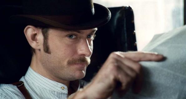 Jude Law o roli Dumbledore'a: Jestem podekscytowany, ale mam też pewne obawy