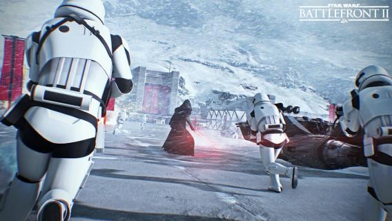 Problemy z kluczami do bety Star Wars: Battlefront II