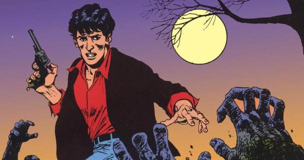 Zobacz pilot serialu na bazie kultowego komiksu Dylan Dog