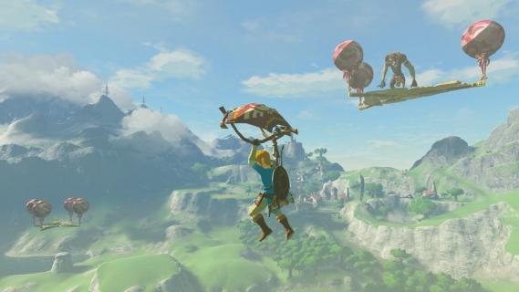 The Legend of Zelda: Breath of the Wild. Poznaliśmy zawartość pierwszego DLC