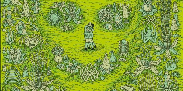 Miesiąc miodowy na safari – recenzja komiksu