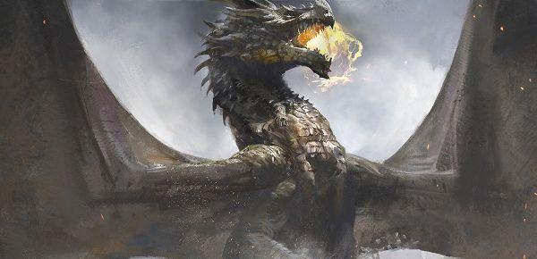 Ogień przebudzenia – fantasy ze smokami w czerwcu