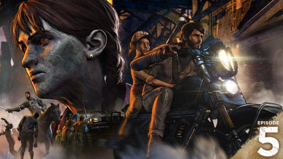 Zwiastun finału The Walking Dead: A New Frontier