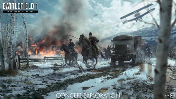 Battlefield 1 – kolejny dodatek do gry dostępny za darmo