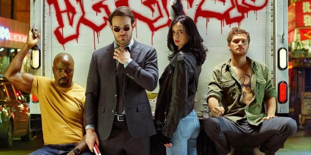 Kto nie ogląda Daredevila i co łączy Luke'a Cage'a ze Stranger Things? Badania Netflixa