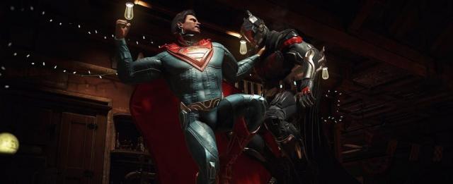 Injustice, czyli Batman v Superman. Bogowie muszą być szaleni!