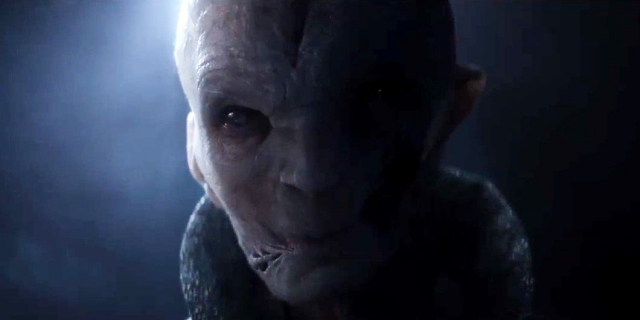 Ostatni Jedi – Snoke nie będzie miał wspólnej sceny z ważną postacią