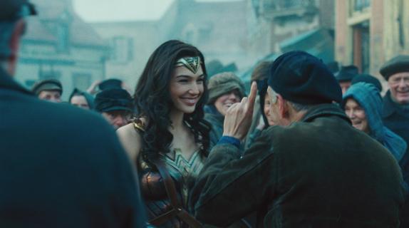Pierwszy rekord Wonder Woman w box office. Patty Jenkins myśli o sequelu