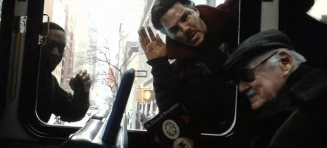 Stan Lee w filmie Doktor Strange. James Gunn zdradza alternatywne wersje cameo
