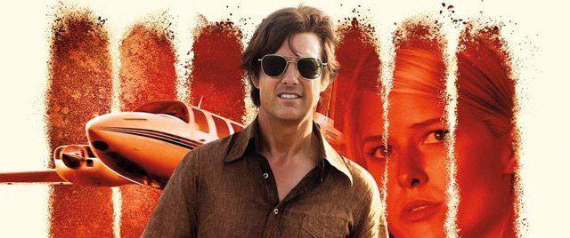 Tom Cruise działa pod przykrywką: pierwszy zwiastun filmu Barry Seal: Król przemytu