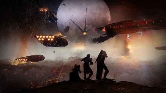 [E3] Destiny 2 na PC wygląda oszałamiająco