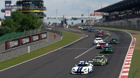 Gran Turismo Sport mocno limitowane offline