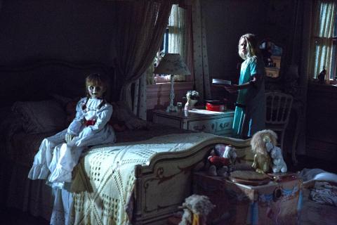 Annabelle: Narodziny zła – recenzja filmu
