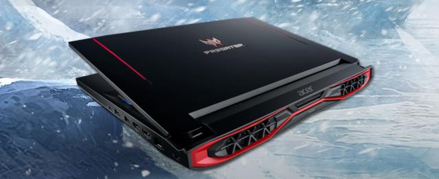 Test laptopa Predator 17 – Prawdziwa bestia [Tekst aktualizowany]
