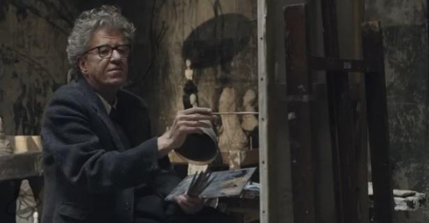 Geoffrey Rush jako słynny malarz. Nowy zwiastun filmu Final Portrait