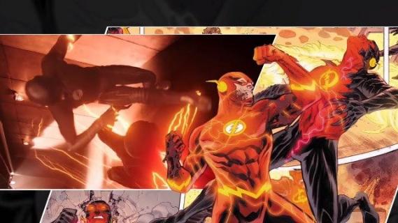 [SDCC 2017] Zobacz jak rodzą się superbohaterowie ze świata Arrow. Teaser Black Lighting