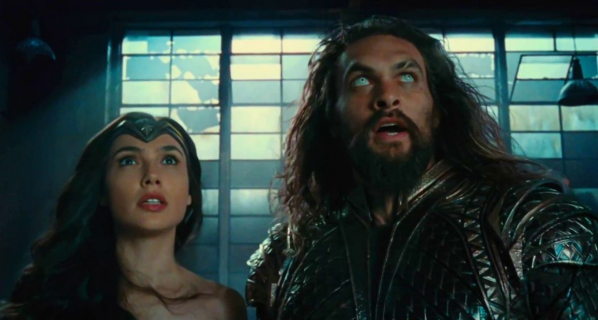 Aquaman – w filmie pojawiło się nawiązanie do Wonder Woman