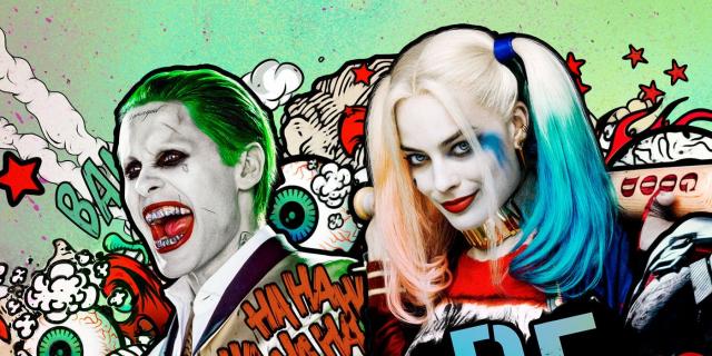Powstanie spin-off Legionu samobójców? Bohaterami Joker i Harley Quinn