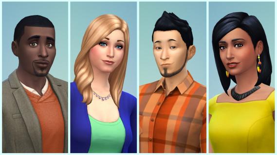 Konsolowe The Sims 4 już oficjalnie. Także na PlayStation 4