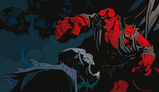 Reboot Hellboya miał być kontynuacją. Dlaczego to się zmieniło?