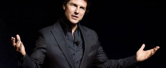 """""""To wszystko dla was!"""". Tom Cruise, Hollywood i scjentologia"""