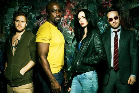 The Defenders to najrzadziej oglądany serial komiksowy platformy Netflix