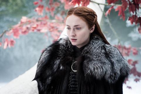 Gra o tron – Sophie Turner zdradziła zakończenie serialu kilku osobom