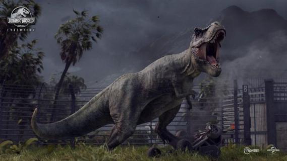 Jurassic World Evolution: park Twoich marzeń – recenzja
